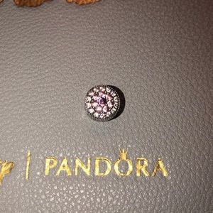 Authentic Pandora Dazzling Floral